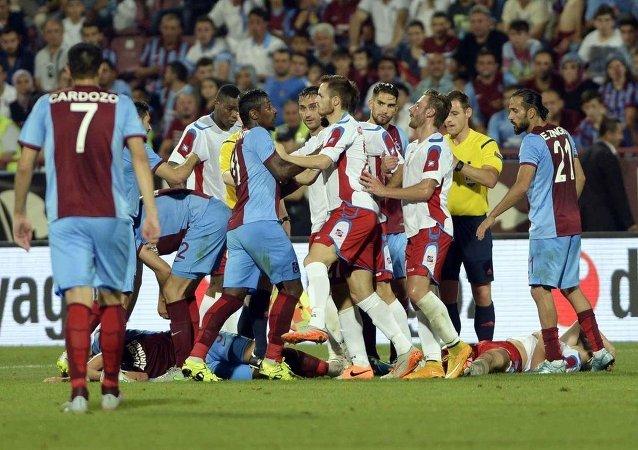 Trabzonspor - Rabotnicki