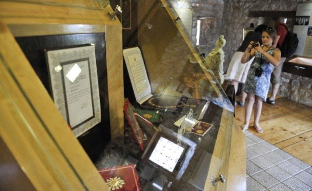 Aliya İzzetbegoviç Müzesi