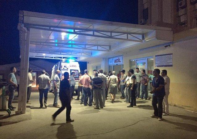 Mardin'de polislere silahlı saldırı: 1 şehit