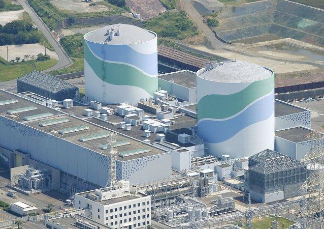 Japonya - Sendai nükleer güç santrali