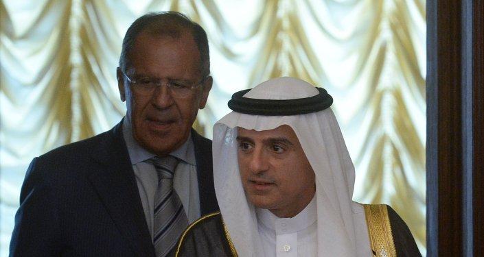 Sergey Lavrov - Adil El Cubeyr