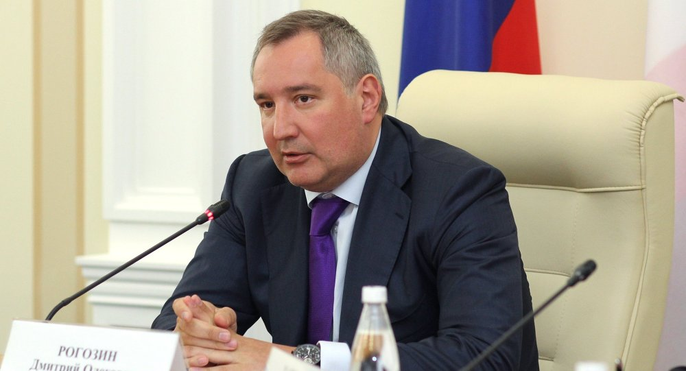 Dmitriy Rogozin