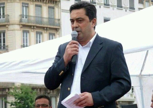 Alevi Bektaşi Federasyonu genel başkanı Baki Düzgün