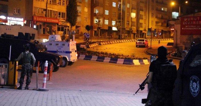Hakkari, polis, saldırı, çatışma