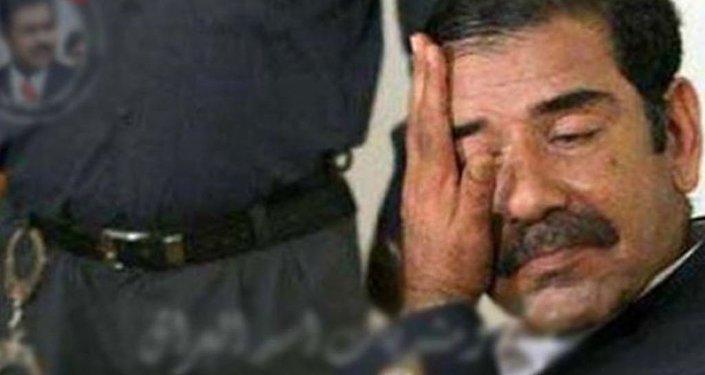 Saddam Hüseyin'in üvey kardeşi Vatban İbrahim el-Hasan