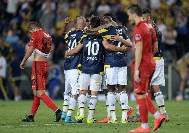 Fenerbahçe ile Eskişehirspor