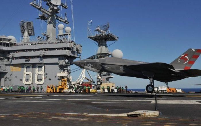 Pentagon: F-35 uçaklarının yarısı savaşa hazır değil