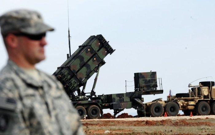 ABD'li uzmandan itiraf: Patriot'lar elek gibi