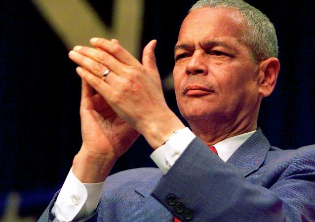ABD'li siyahi önder Julian Bond