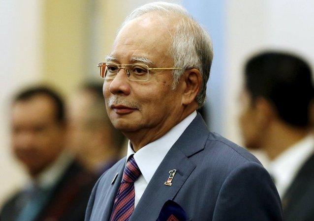 Malezya Başbakanı Necip Rezak