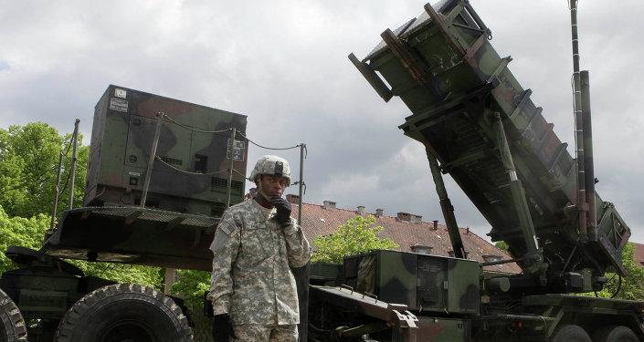 Patriot hava savunma sistemi