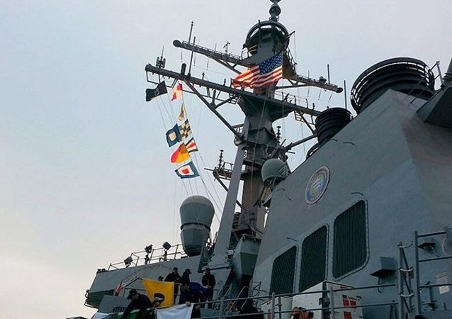 ABD Aegis gemisi