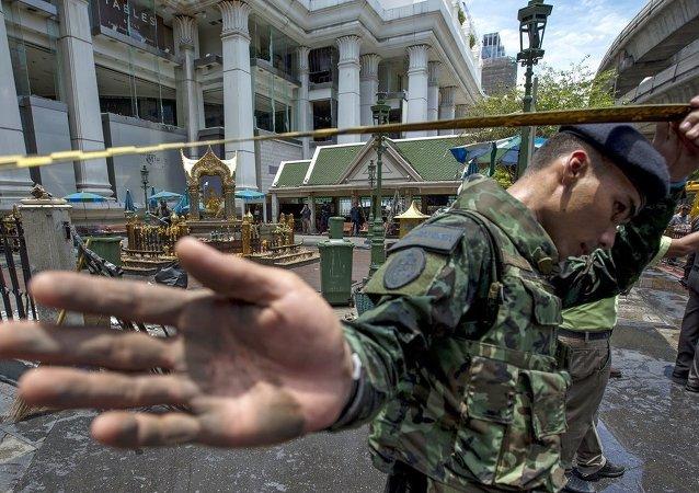 Tayland'daki tapınak saldırısı