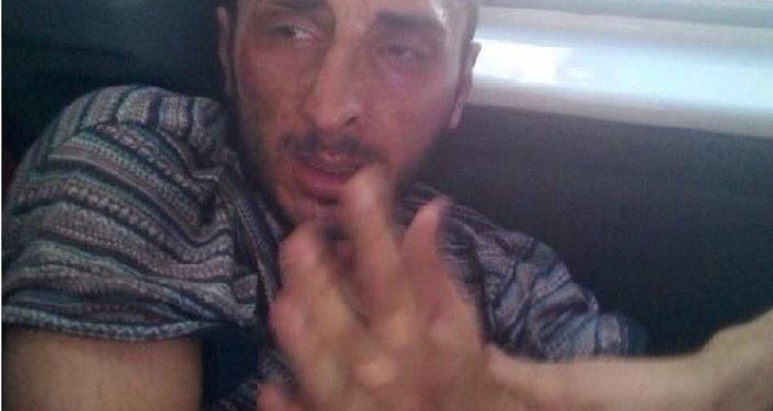 Dolmabahçe Sarayı'na saldırıyı gerçekleştirdiği belirtilen şahıs