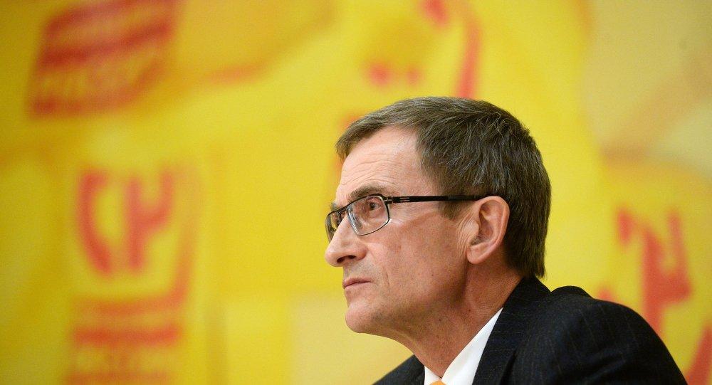 Nikolay Leviçev