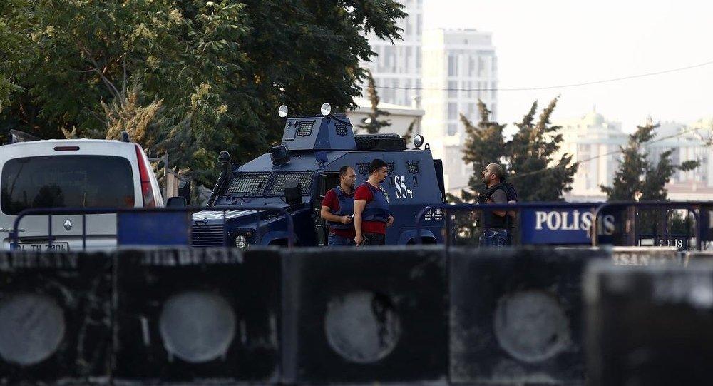 İstanbul'da polis merkezine silahlı saldırı