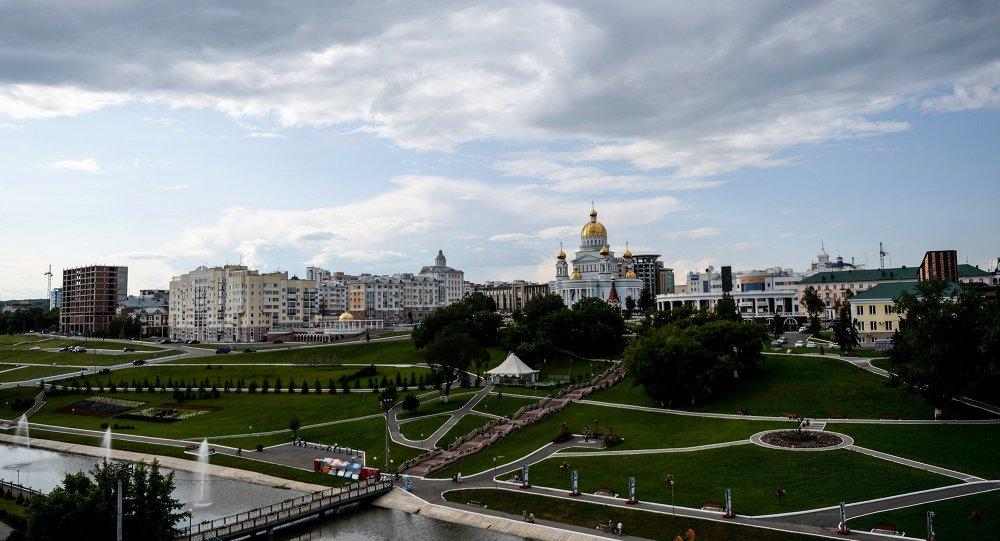 Saransk'ta, Dünya Kupası'na katılacak her bir ülke için özel gün organize edilecek 19