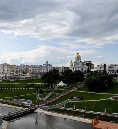 2018 FIFA Dünya Kupası -  Saransk