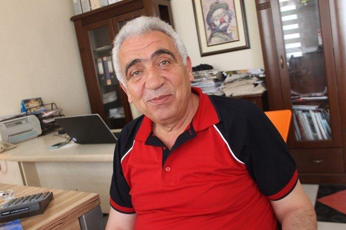 PYD Tel Abyad yetkilisi Ömer Eluş