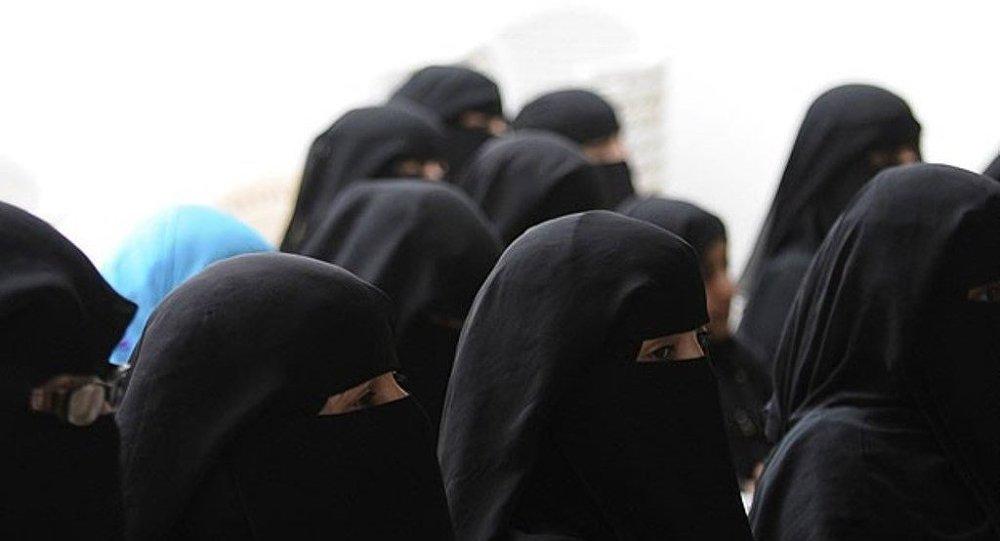 Suudi Arabistan kadın
