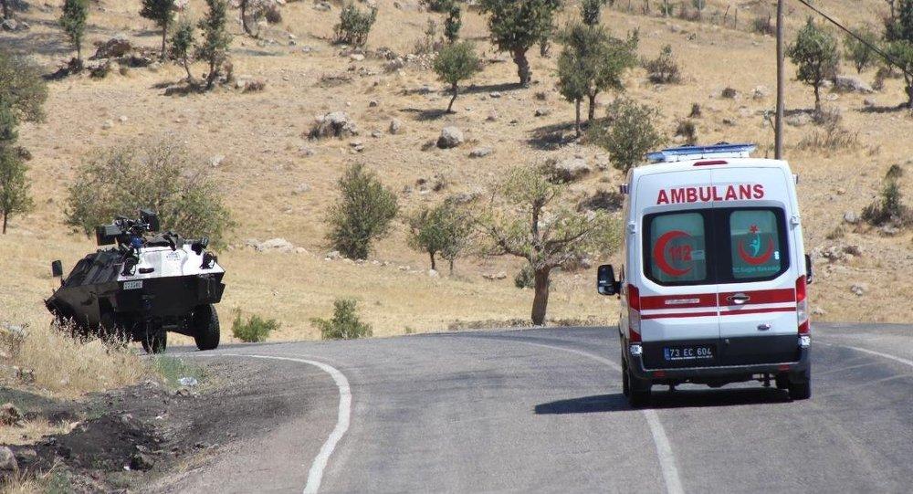 Şırnak - Uludere yolunda PKK saldırısı