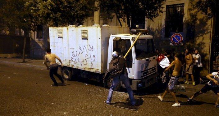 Lübnan çöp
