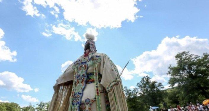 Kızılderililer 'Pow Wow' festivalinde buluştu
