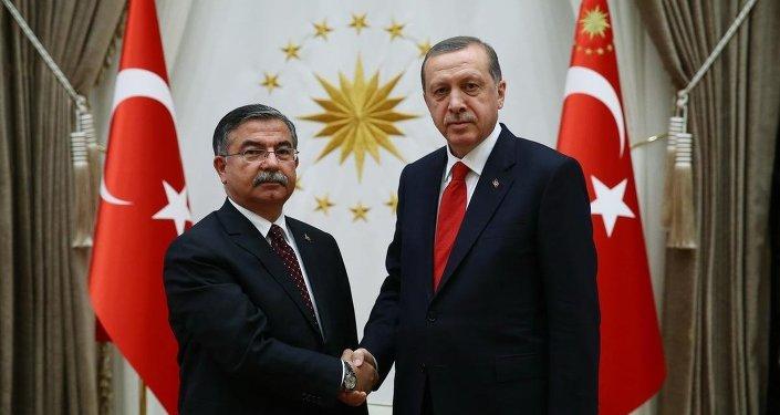 Recep Tayyip Erdoğan-İsmet Yılmaz
