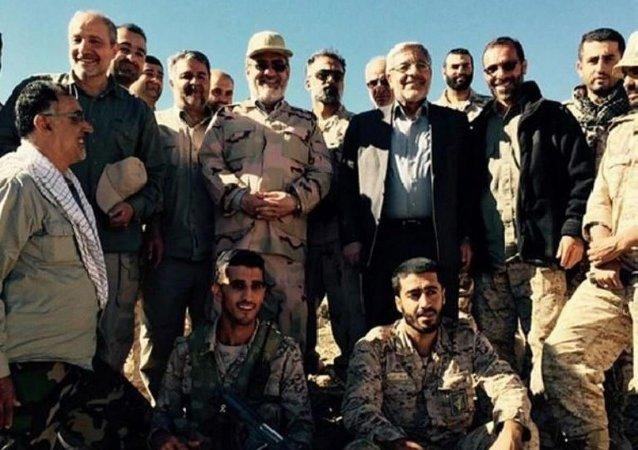 İran İçişleri Bakanı Abdulrıza Rahmani Fazli