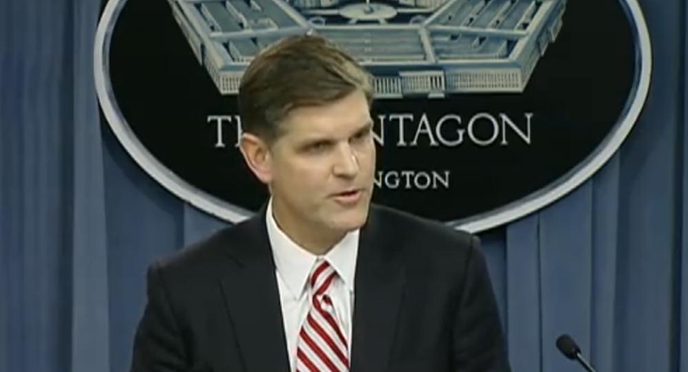Pentagon Sözcüsü Peter Cook