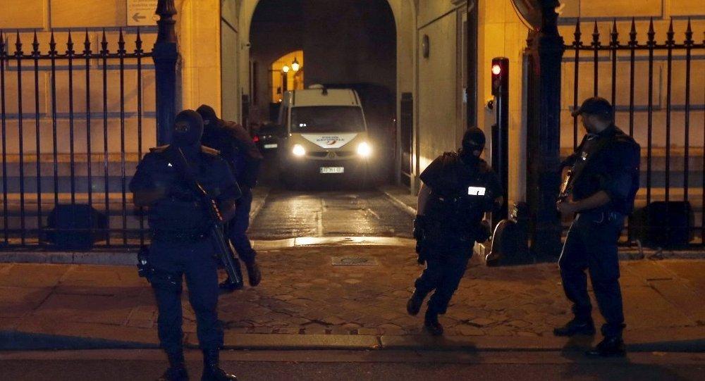 Fransa'da tren saldırısı