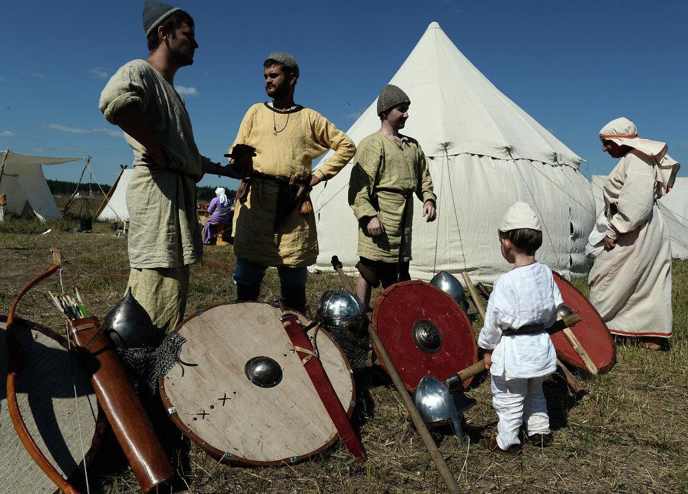 Antik Rusya savaşçıları