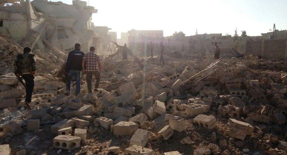 IŞİD - Mare - İntihar saldırısı