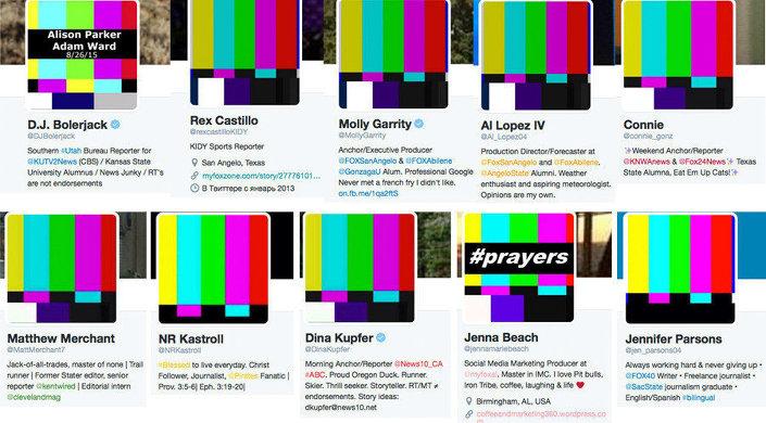 Kampanyaya ABD'li gazeteciler de destek verdi.