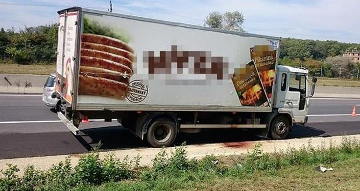 50 kaçak göçmen bir kamyonda ölü bulundu