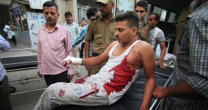 Hindistan - Pakistan sınırındaki Keşmir'de çatışma