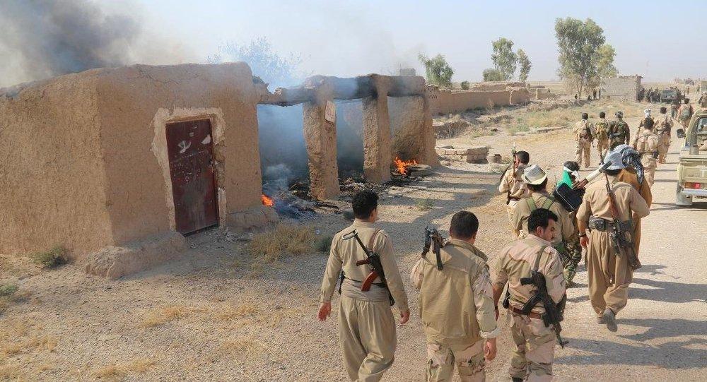 Kerkükte 8 IŞİD militanı tutuklandı