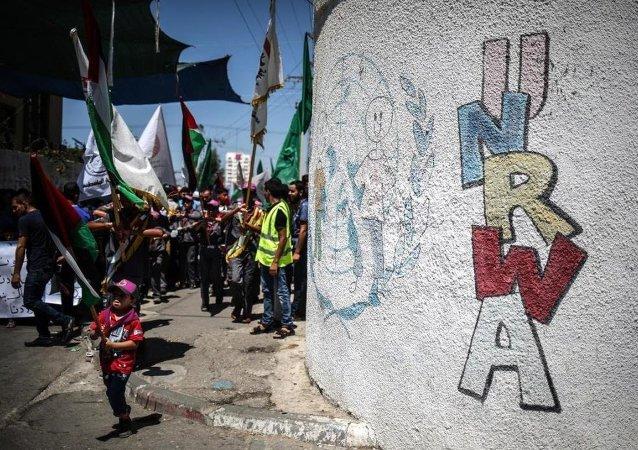 1949 yılında kurulan UNRWA, Filistinli mültecilere sağlık, eğitim, rehabilitasyon ve koruma alanlarında destek veriyor.
