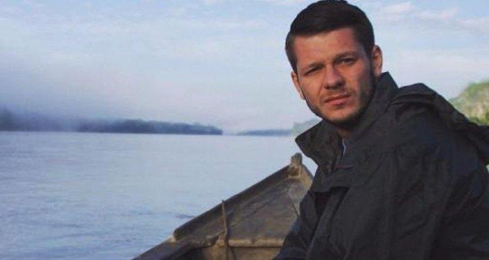 Diyarbakır'da gözaltına alınan İngiliz gazeteci Jake Hanrahan