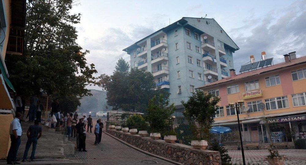 Tunceli'de yollar 3 gün kapalı