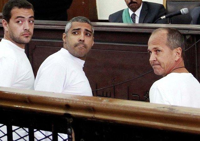 Mısır - Al Jazeera davası