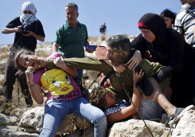 Batı Şeria- İsrail- Filistin