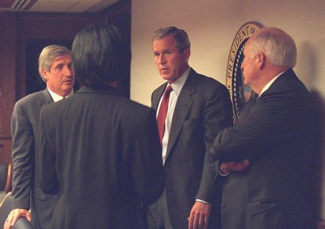 ABD eski başkanı George W. Bush