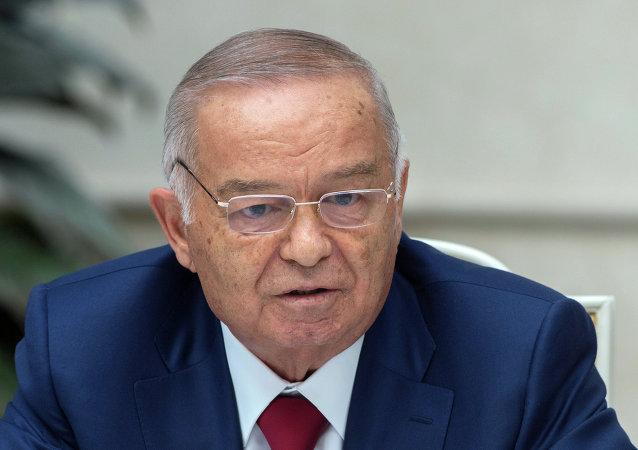 Özbekistan Devlet Başkanı İslam Kerimov