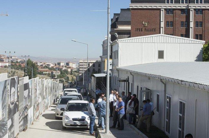 Operasyon kapsamında İpek Üniversitesi de aranıyor.