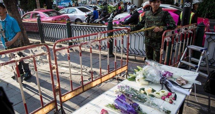 Tayland'daki patlama
