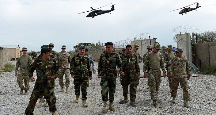 Afganistan ordusu