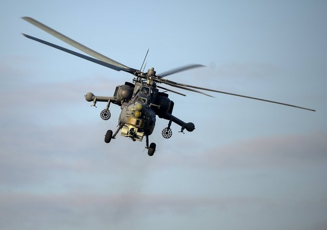 Mi-28N helikopteri