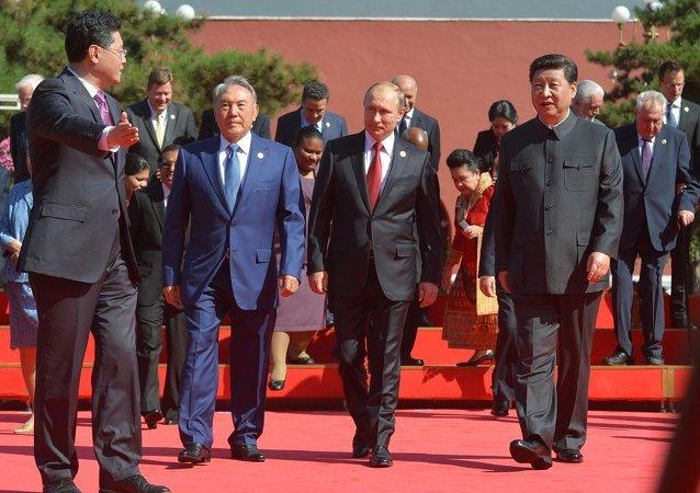 Vladimir Putin&Şi Jinping