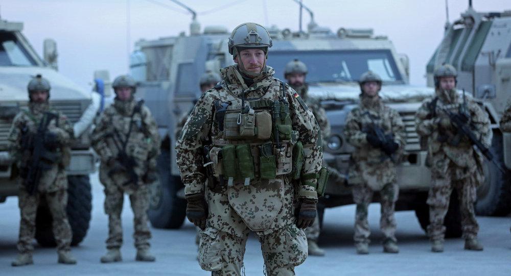 NATO'daki Alman askerleri
